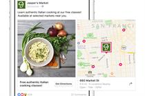 New Facebook features help retailers connect ads with store visits