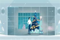 Tiffany & Co. 'A Tiffany Holiday' by Ogilvy & Mather New York