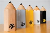 D&AD adds wood, graphite Pencils