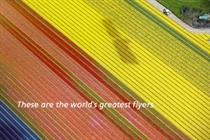 CP+B's first work for American Airlines toasts 'The World's Greatest Flyers'