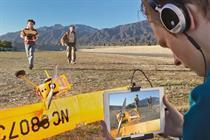 Apple 'Make a Film with iPad' by TBWA\Media Arts Lab