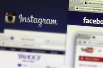 Instagram ads tops Facebook's for clickthrough rate