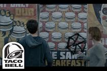 Taco Bell encourages breakfast prisoners to break free