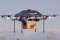 Amazon drones get FAA clearance