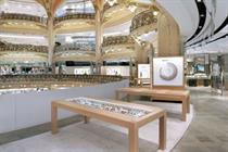 Apple seeks high ground with Apple Watch