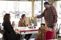 "Netflix transforms 200 coffee shops into ""Gilmore Girls"" diners"