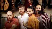 This (fictional) 90s boy band is McKinney's latest swipe at N.C.'s bathroom bill