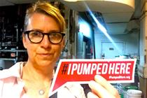 Breastfeeding mothers share the repulsive places they've pumped for MomsRising campaign