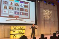 Crowdtap CEO at Social Media Week: 'The TV will become a giant iPad hanging on your wall'