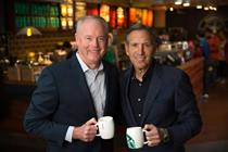 Behind the scenes of Starbucks' CEO transition
