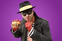 Lock up your burgers ... or daughters? McDonald's unmasks its new-look Hamburglar