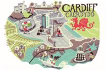 48 hours in... Cardiff