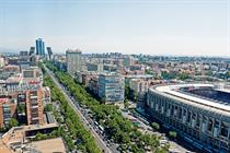 Madrid: Three of the best areas for events