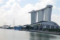 Singapore: Forever Living at Marina Bay Sands hotel