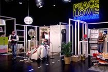 Ikea 'peace, love and storage' by Mother