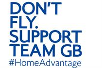 British Airways 'home advantage' by BBH