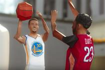 For Chinese New Year, NBA creates origami versions of Stephen Curry and Jeremy Lin
