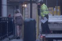 Harvey Nichols 'walk of shame' by DDB UK