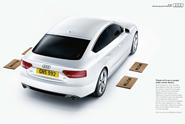 Audi 'feet' by BBH London