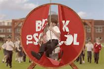 Tesco 'back to school' by The Red Brick Road
