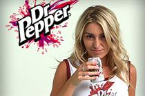 Dr Pepper 'the never-ending can' by Blast Radius