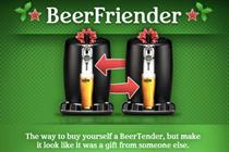 "Heineken USA ""beerfriender"" by Wieden & Kennedy New York"