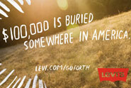 Levis 'go forth' by Wieden & Kennedy Portland