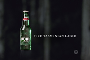 James Boag's Pure 'pure Tasmanian lager' by Publicis Mojo Sydney