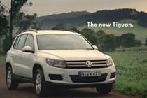 Volkswagen Tiguan 'cross country' by DDB Sydney