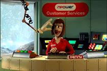 Npower 'get smart this winter' by VCCP