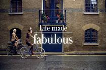 Debenhams 'life made fabulous' by JWT London