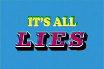 Rice Krispies Squares 'it's all lies, they're not even square' by Leo Burnett