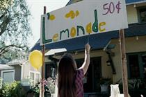 HSBC 'lemonade' by JWT London