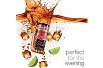 Diageo 'Smirnoff and Cola' by Isobel