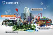 Barclaycard 'roller coaster extreme' by Dare