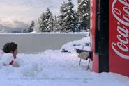 Coke 'snowball' by Wieden and Kennedy Portland