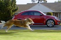 Volkswagen 'the dog strikes back' by Deutsch LA