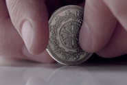 Audi 'coins' by Bartle Bogle Hegarty