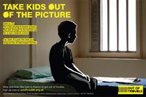 Prison Reform Trust 'take kids out of the picture' by Pd3