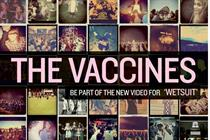 Sony Music 'The Vaccines - Wetsuit' by Anomaly