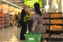 Asda 'good old basket' by Saatchi & Saatchi