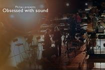 Philips 'obsessed with sound' by Tribal DDB Amsterdam