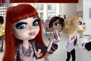 Diet Coke 'love it light' by Mother