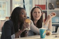 Subway 'live fresh, eat fresh' by McCann London