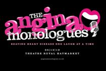 British Heart Foundation 'angina monologues' by Grey London