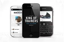 Nike 'king of trainers' by R/GA London