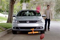 Volkswagen USA 'crash' and 'tree' by Deutsch LA