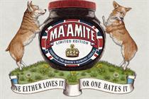 Marmite 'Ma'amite' by DDB UK