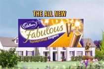 "Cadbury Fabulous Fingers ""the revelation - honeycomb"" by VCCP"