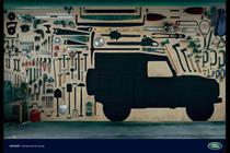 Land Rover 'tool kit' by RKCR/Y&R